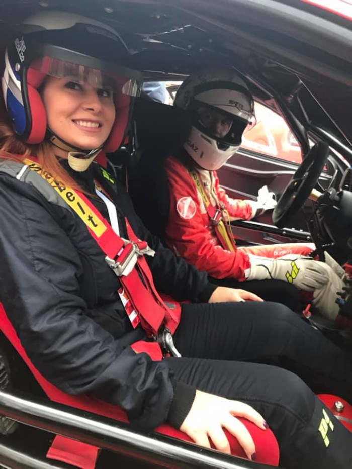 Trofeul București, ultima etapă din Campionatul Național de Super Rally. Ministrul Ioana Bran prezenta la eveniment (Foto)