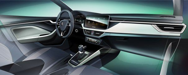 Primele detalii despre interiorul noului model Skoda. Când va fi lansat pe piață
