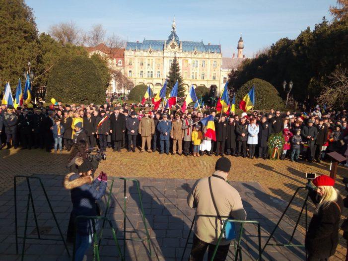 Ziua Nationala a Romaniei sarbatorita asa cum se cuvine la Satu Mare (Foto)