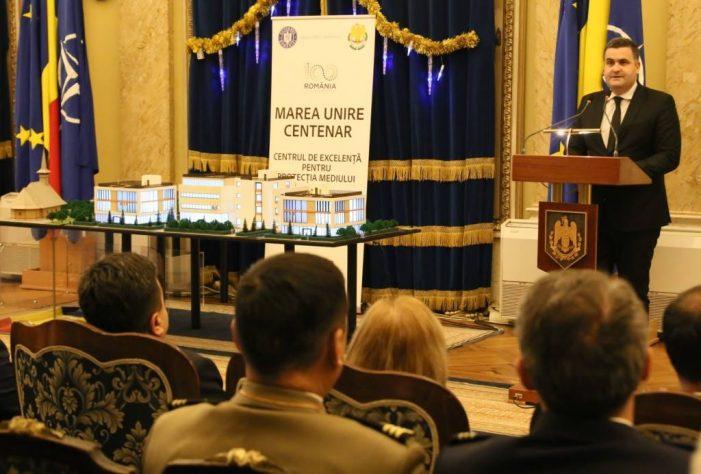 Centru de excelenta pentru protectia mediului. Ce spune ministrul Gabriel Les (Foto)