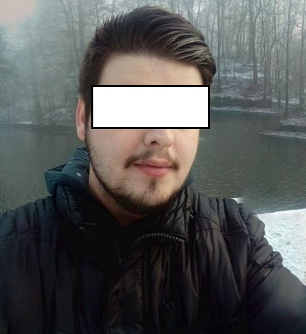 El este tanarul care a murit carbonizat in accidentul de la Moftin