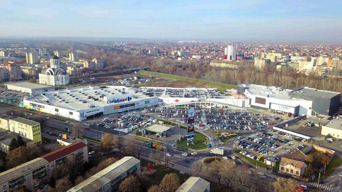 Peste 140.000 de vizitatori au trecut pragul Shopping City Satu Mare în primele zile
