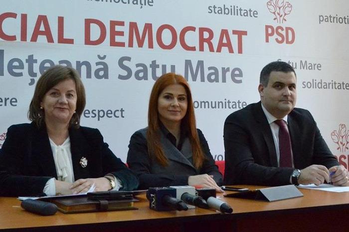Reacția conducerii PSD Satu Mare la plecarea lui Petric