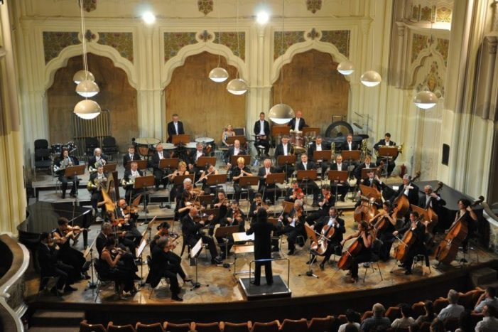 Concerte de Anul Nou la Filarmonica