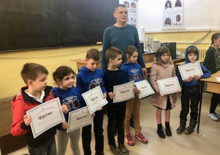 Darius Torok-Brândușan, cel mai puternic la Voința Chess Weekend