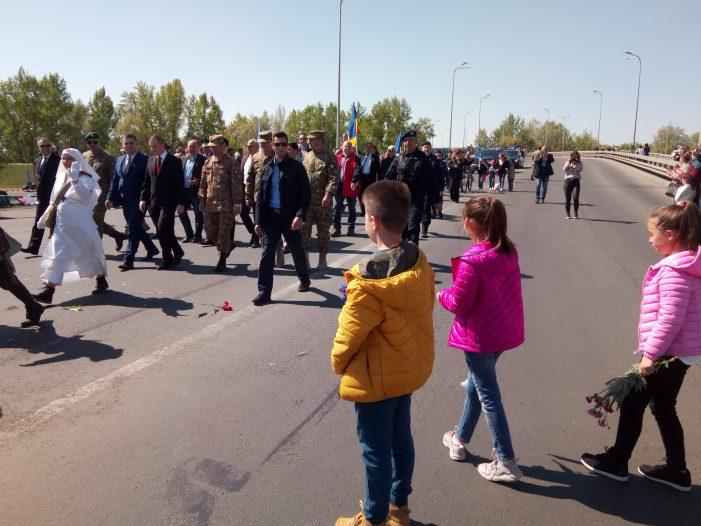 Armata a marsaluit prin Satu Mare(Foto)