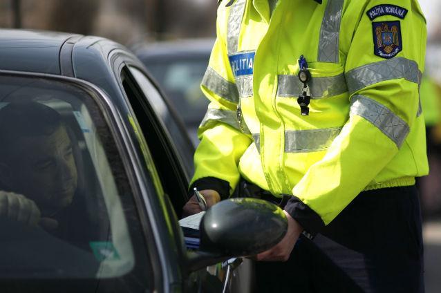 Polițiștii au reținut 7 permise de conducere