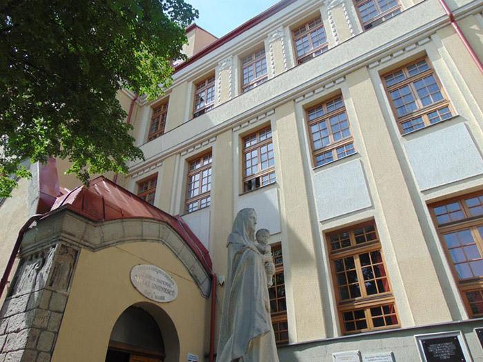 """Colegiul Național """"Mihai Eminescu"""", intra în scenariul roșu"""