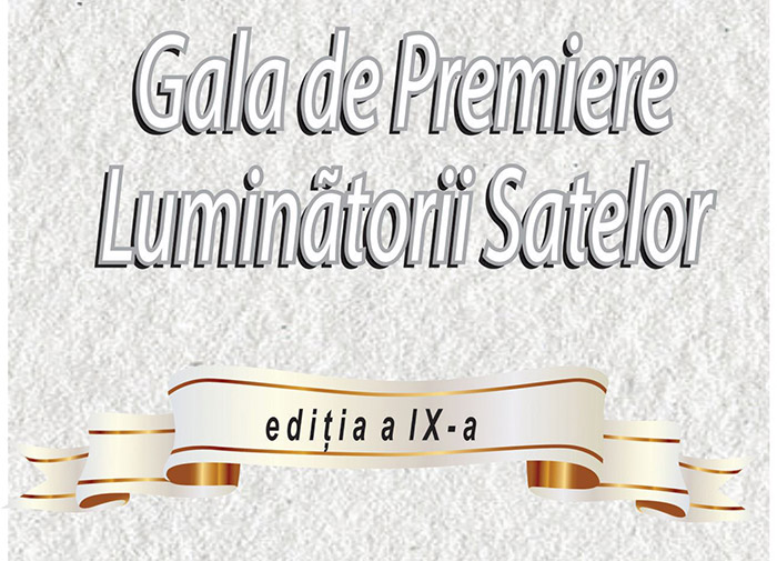 Luminătorii satelor- ediția a IX- a