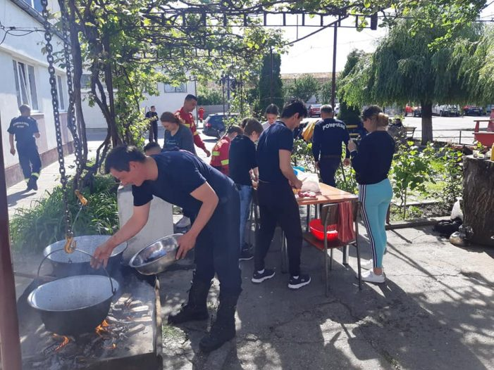 ISU Satu Mare atrage din ce în ce mai mulți voluntari