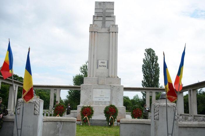 Eroii neamului românesc cinstiți la Satu Mare
