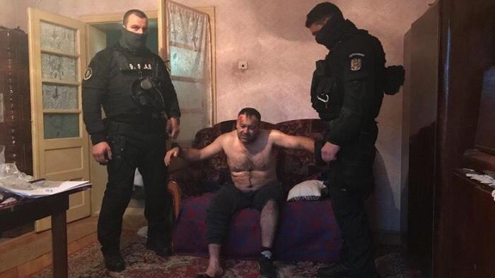 Ucigașul polițistului din Timiș s-a spânzurat
