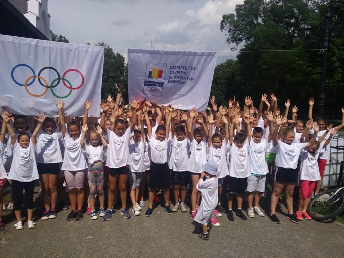 Crosul Olimpic la Carei