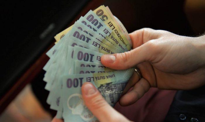 Dus rece pentru moneda naționala. Nu sta prea bine