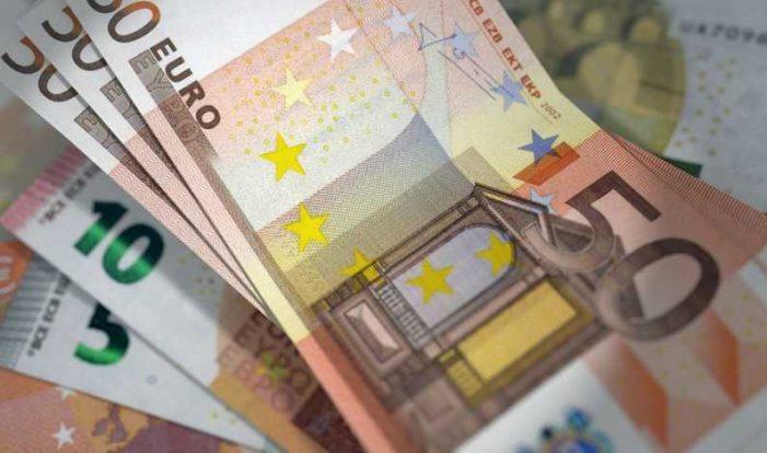 Leul prinde putere în fața monedei euro