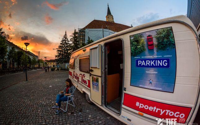 PARKING a deschis proiecțiile în aer liber ale Caravanei filmelor TIFF de la Carei (foto)