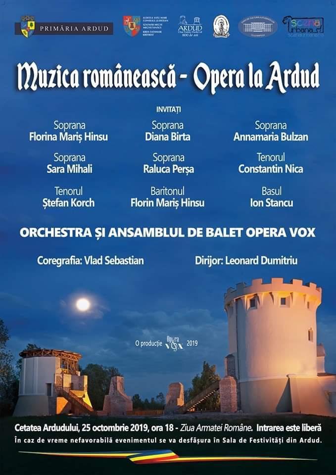 Muzică clasică la Ardud