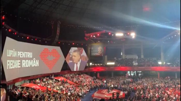 Mesaj de unitate și solidaritate din partea senatorului Gabriel Leș în fața a peste 10.000 de oameni