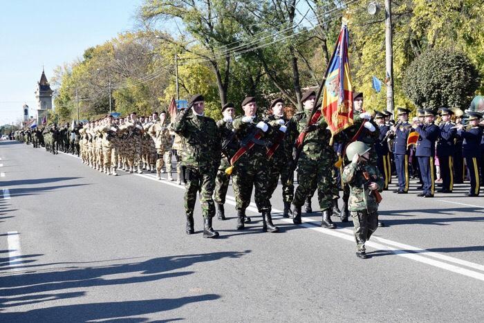 Ziua Armatei- programul oficial