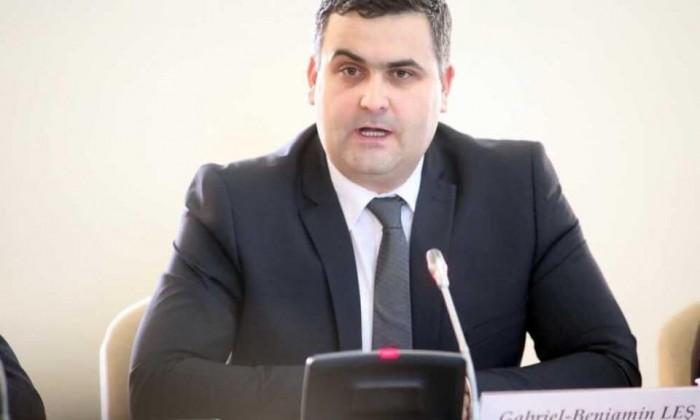 Gabriel Leș- inițiativă legislativă- pensii militare egale