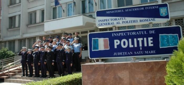 IPJ Satu Mare face angajari. 22 de posturi scoase la concurs