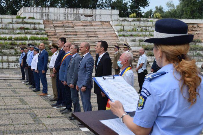 """""""Ziua Imnului Național"""", marcată la Satu Mare (Foto)"""