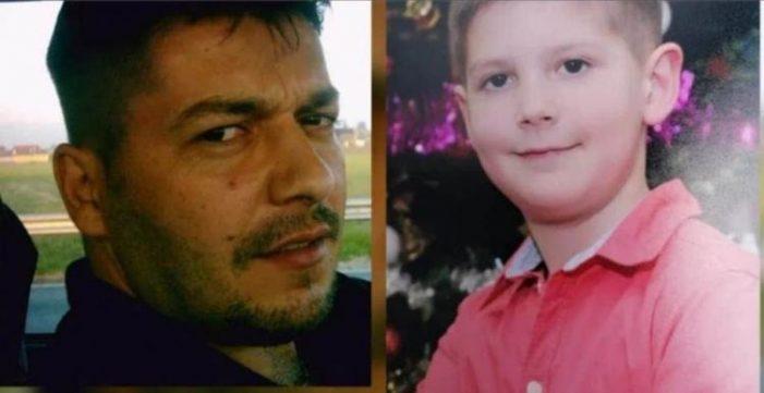 Tatăl banuit ca și-a omorât copilul a fost prins. A încercat să se sinucidă (Foto)