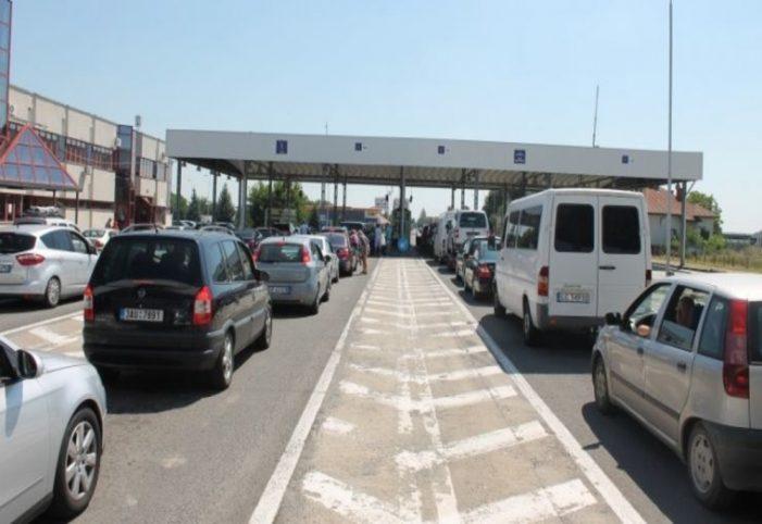 Peste 3.500 de oameni au trecut granița pe la Petea, în ultimele 24 de ore
