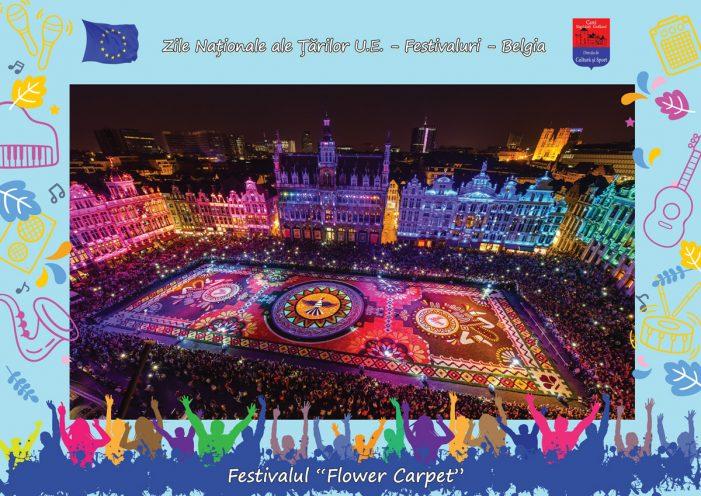 """""""Ziua Naționala a Regatului Belgiei"""", marcata on-line (Foto)"""