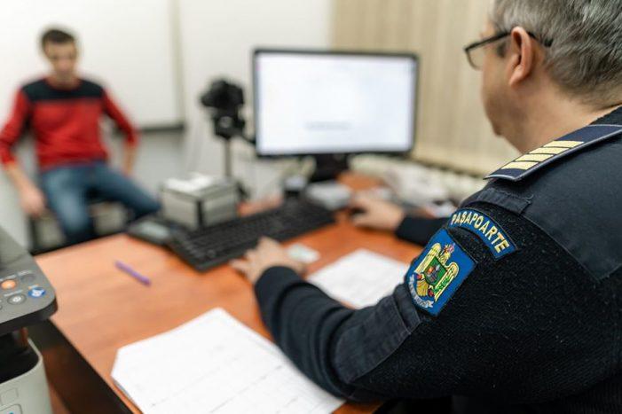 Activitatea Serviciului Public Comunitar de Paşapoarte în perioada ianuarie-noiembrie 2020