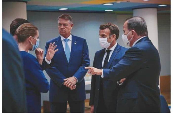 Cum s-a prezentat Klaus Iohannis în fata liderilor UE ? Ce spune deputatul Ioana Bran ?