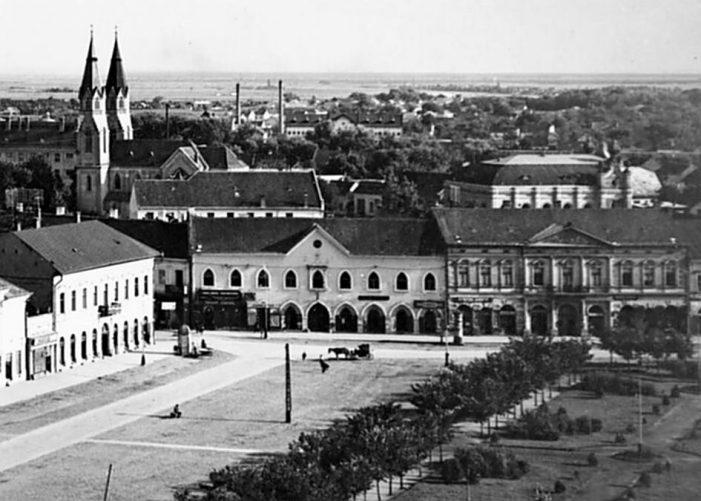 Un colt de Satmar … în alb și negru. O imagine al orașului interbelic (Foto)