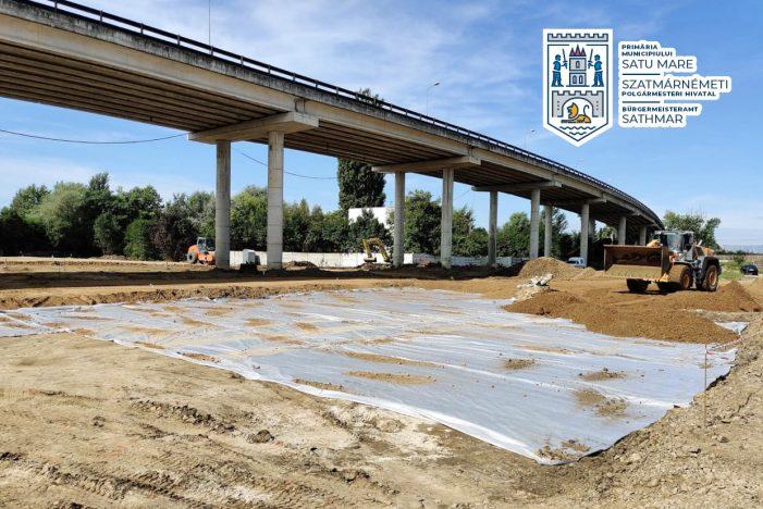Stadiul lucrarilor la autogara de pe Fabricii. Ce spune Primaria ? (Foto)