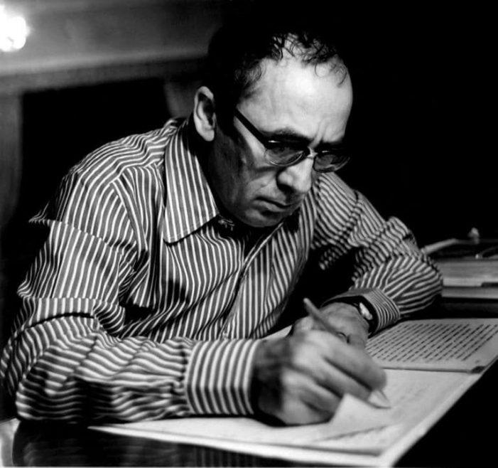 Se implinesc 98 de ani de la nașterea prozatorului Marin Preda