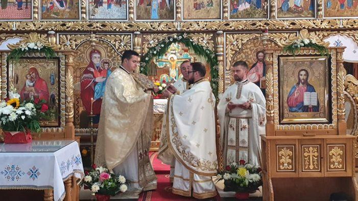 Preot nou la Parohia Ortodoxă Prilog-Prilog Vii (Foto)