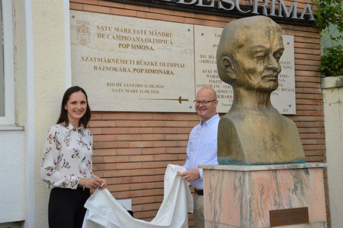 """Kereskenyi Gabor: """"Simona Pop este un simbol pentru Satu Mare"""""""