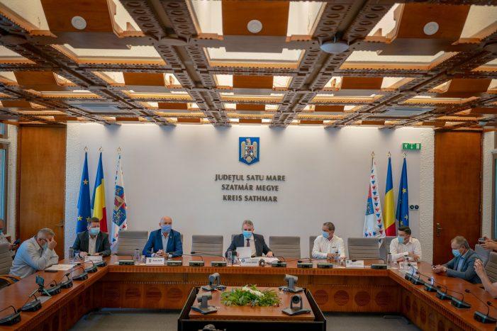 Ministrul Bode promite un sac de bani pentru DN Cluj Napoca – Satu Mare