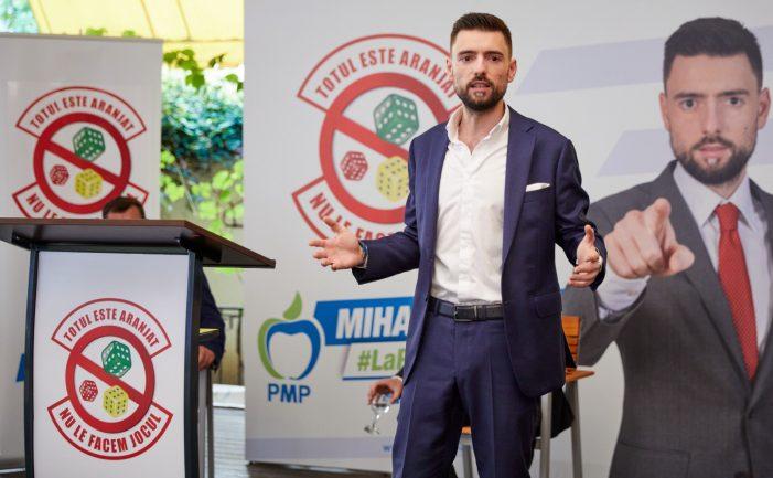 Mihai Huzău lansează o invitație partidelor politice de a agrea un Master Plan pentru Satu Mare
