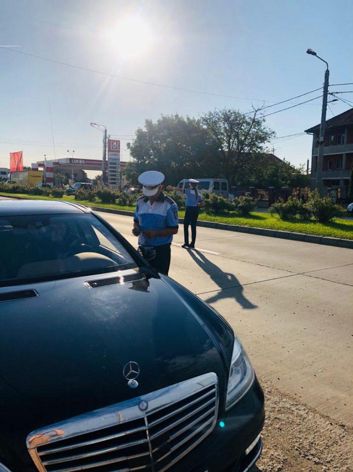 Poliția Rutiera: Respectati regulile de circulatie !