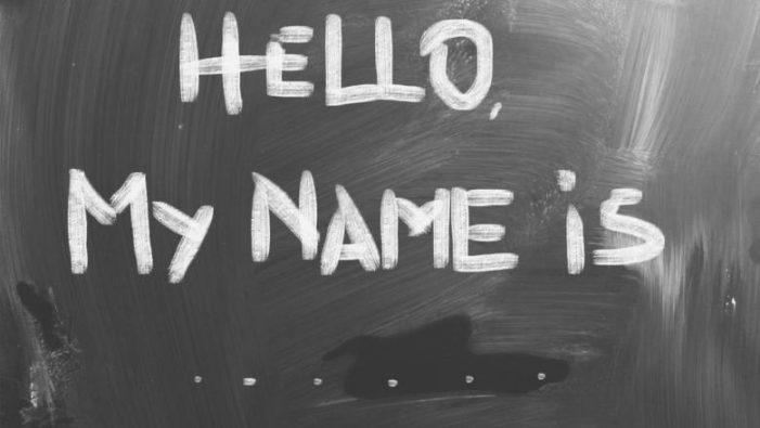 Numele și prenumele se vor putea schimba mai ușor