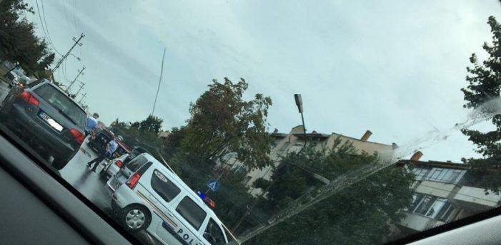 Accident pe Lucian Blaga. O victima (Foto)