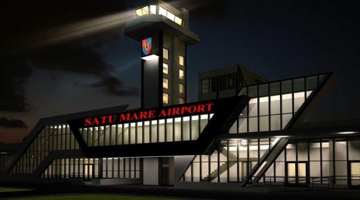 Investitie la Aeroportul din Satu Mare ! La cat se ridica suma ?