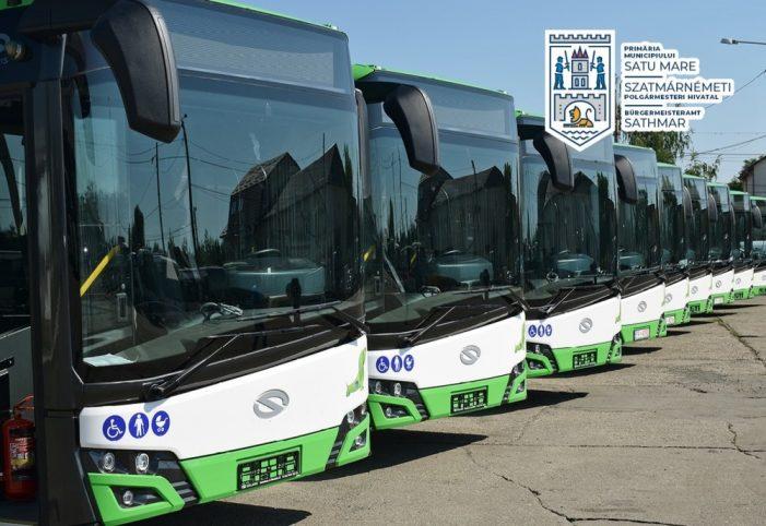 Elevii vor circula gratuit pe autobuzele Transurban