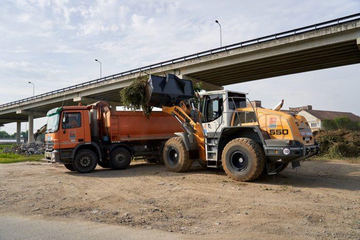 Kereskenyi Gabor: Construim o autogară modernă, din fonduri europene (Fotogalerie)