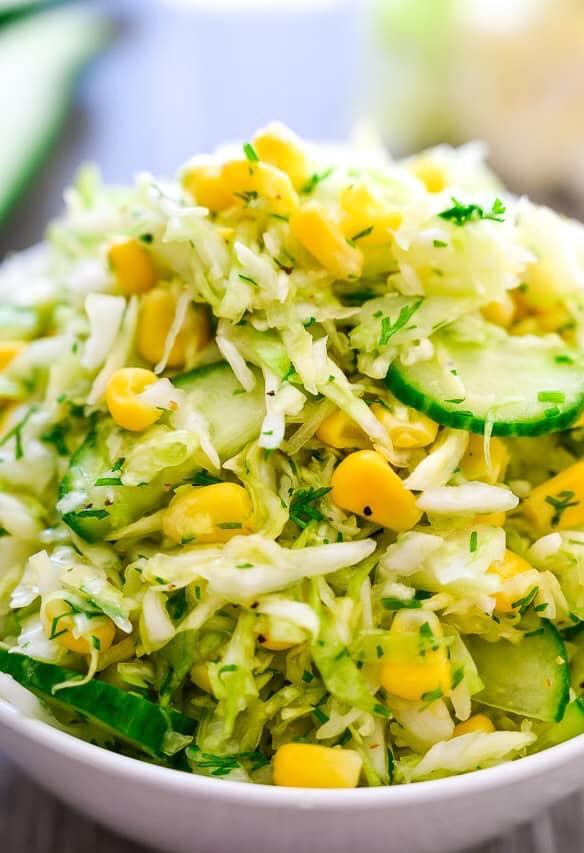 Rețetă: Salată răcoroasă de vară.