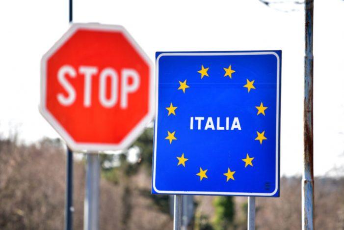 Italia a modificat condițiile de intrare în țară a cetățenilor români