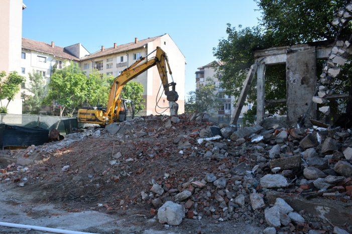 Ce spune Primaria despre constructia centrului social din zona Ostrovului ?