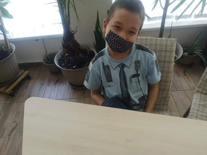 Activități preventive adresate copiilor (Foto)