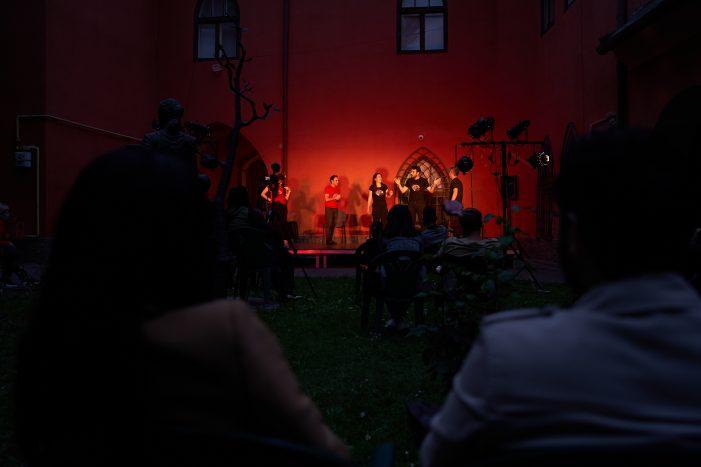 Teatrul de Nord. Spectacole în miez de vară (Foto)