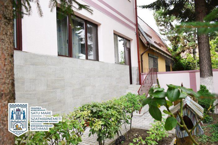 Graninita modernizata în municipiul Satu Mare. Investitie de 300.000 de lei (Foto)